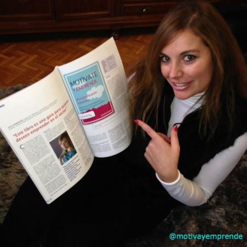 Motívate y Emprende uno de los mejores libros de comunicación y marketing