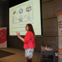 Celia Domínguez explica las tendencias en eventos