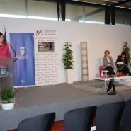 Acto inaugural con la Alcaldesa de Torrent y Directora Comercio