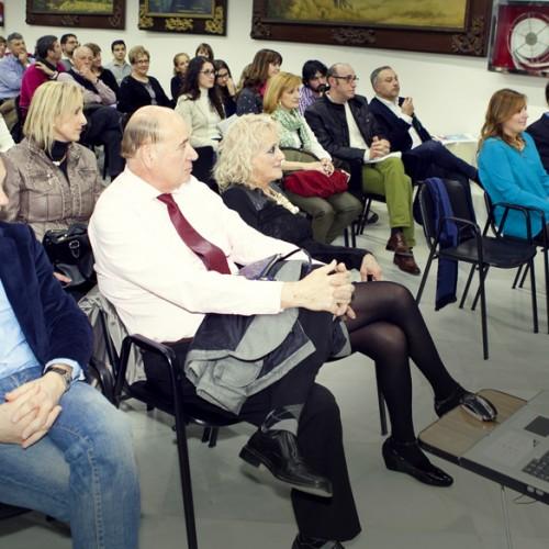 Presentaciones Motívate y Emprende en marzo