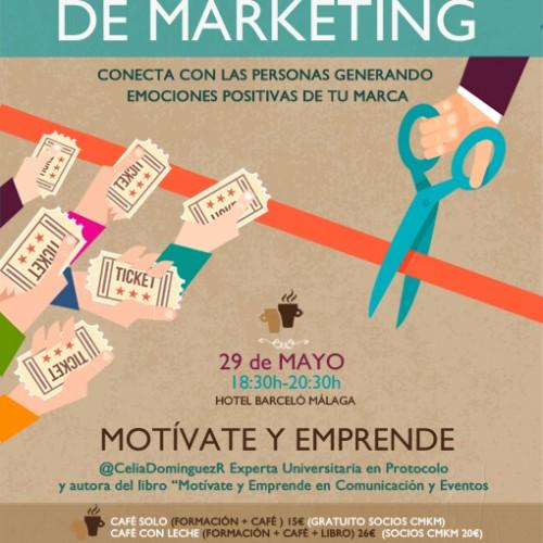 Los eventos como herramienta de marketing con Motívate y Emprende